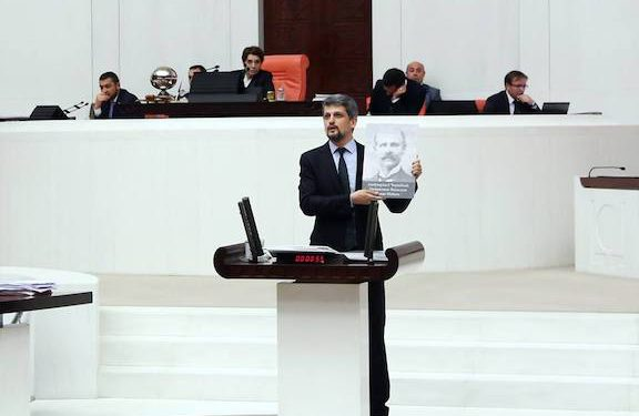 Paylan Introduces Genocide Recognition Measure in Parliament