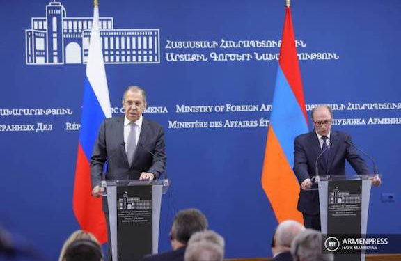 Russia Vows to Continue Karabakh Peace Efforts