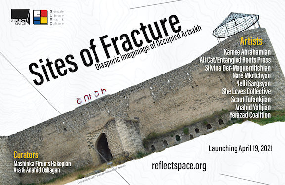 Virtual Exhibition Highlighting Diasporan Armenian Responses to Occupied Artsakh Launched in April