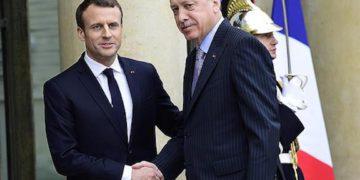 Macron Will Discuss Karabakh, Baku-Yerevan Relations with Erdogan