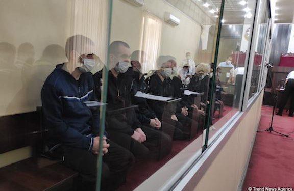 Yerevan Condemns Prosecution of Armenian POWs by Azerbaijan