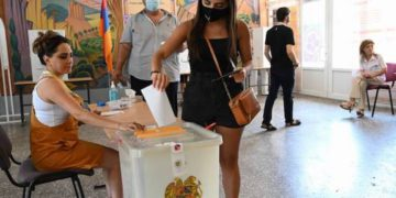 Only 49.4% Take Part in Armenia's Snap Parliamentary Elections