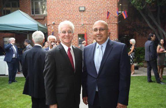 Armenian Consulate General Honors Paul Krekorian