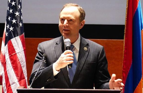 Schiff Calls on Biden Administration to Secure Armenian POW Release