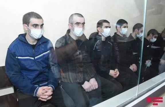 14 Armenian POWs Sentenced in Azerbaijan