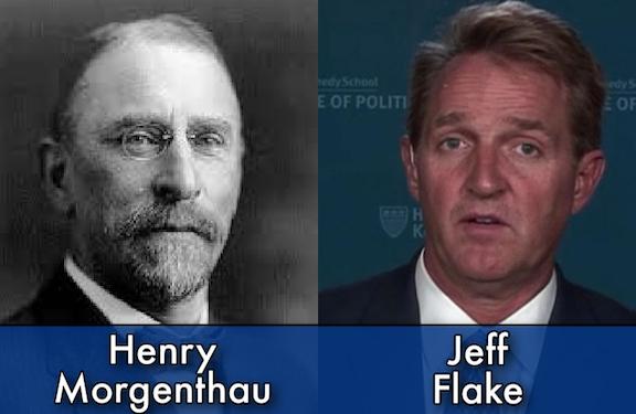 ANCA Seeks Close Scrutiny of Jeff Flake's Nomination as U.S. Ambassador To Turkey