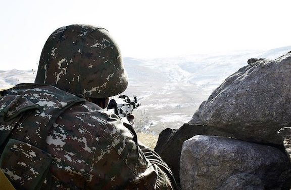 Azerbaijani Forces Again Open Fire on Yersakh Positions