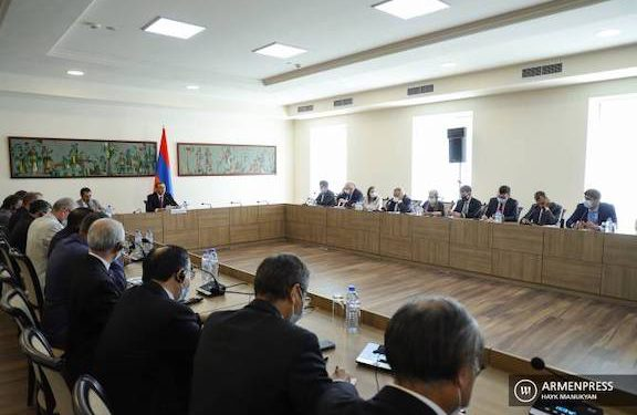 Yerevan Expects Concise International Response on Baku's Aggressive Conduct