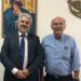 Prof. Barlow Der Mugrdechian Donates Computer Lab to Artsakh State University