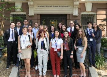 ANCA Haroutioun & Elizabeth Kasparian Summer Academy Empowers Young Armenian Americans