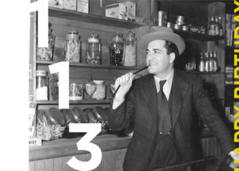 Today is William Saroyan's 113th Birthday and 3rd Anniversary of His House Museum