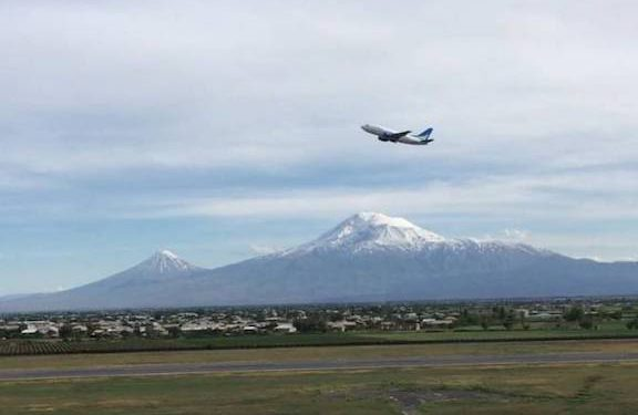 'Fly Arna' is Name of Armenia's New National Airline
