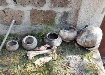 Ancient Artifacts Unearthed in Armenia's Vanadzor
