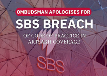 Australian Broadcaster Apologizes to Australian-Armenians for Breaching Code of Practice in Report on Artsakh