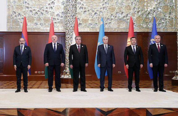 Armenia Assumes CSTO Chairmanship
