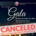 Citing Ongoing COVID-19 Concerns, ANCA-WR Cancels 2021 Banquet