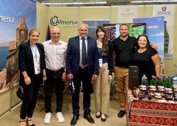 Armenia Takes Part in 2021 Thessaloniki International Fair in Greece