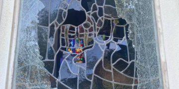 St. Peter Armenian Church in Van Nuys Vandalized