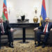 Aliyev Says 'Ready' to Meet With Pashinyan