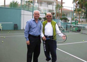 Remembering Mike Agassi