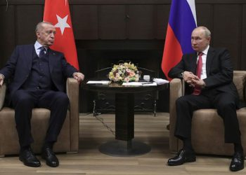 Putin, Erdogan Meet in Sochi