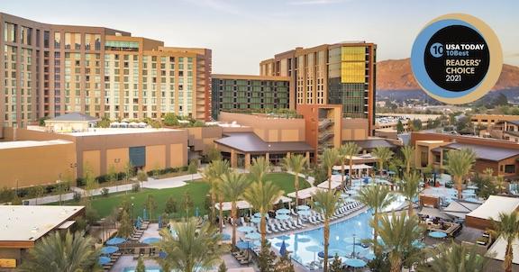 Pechanga Resort Casino Up for Two Awards in Prestigious National Readers' Poll