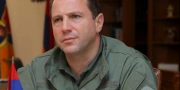 Armenia's Former Defense Minister Arrested
