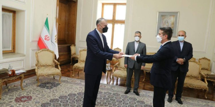 Tehran 'Dissatisfied' with Aliyev's 'Anti-Iran' Remarks