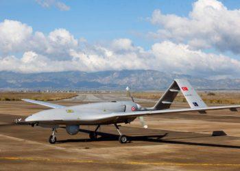 Ukraine to Establish Turkish Drone Training Center