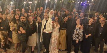 Capital Cities' Sebu Simonian Hosts Music and Art-Focused Fundraiser for Artsakh