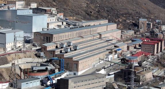 Russian Company Buys Armenian Mining Giant in Syunik