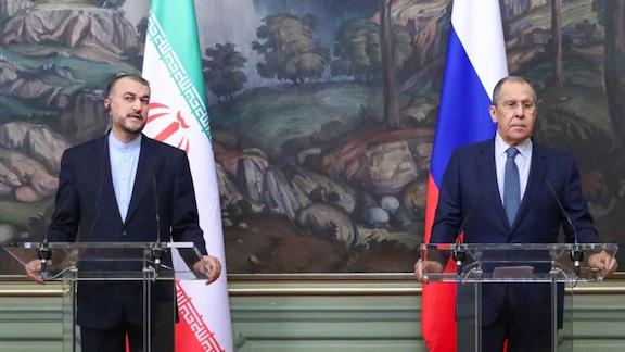 Iran Warns Against Redrawing South Caucasus Borders