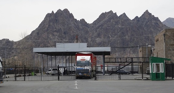 Iran's Transport Links With Armenia to Be Restored