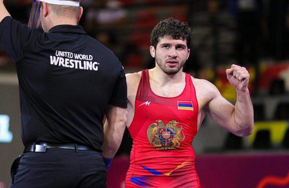 Armenian Wrestler Malkhas Amoyan Crowned World Champion