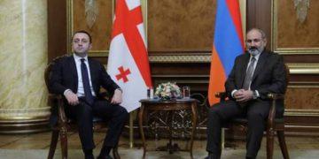 Georgia's Prime Minister on 'Mediation' Visit to Armenia