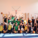 COAF Renovates Dilapidated School Gym in Getashen Village