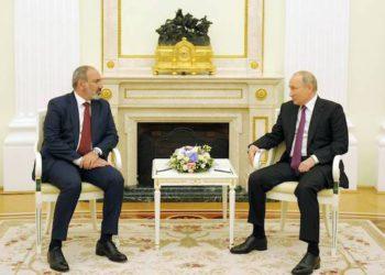 Karabakh Conflict Still Unresolved, Pashinyan Tells Putin
