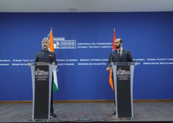 India, Armenia to Forge Closer Ties