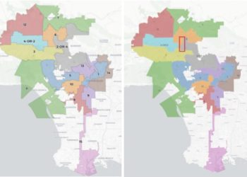 ANCA-WR  Continues to Urge L.A. Redistricting Commission to Protect Armenian Community's Voice