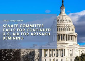 Senate Committee Calls for Continued U.S. Aid for Artsakh De-Mining
