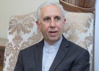 Iran Envoy Blames Baku for Taxing Truck Drivers